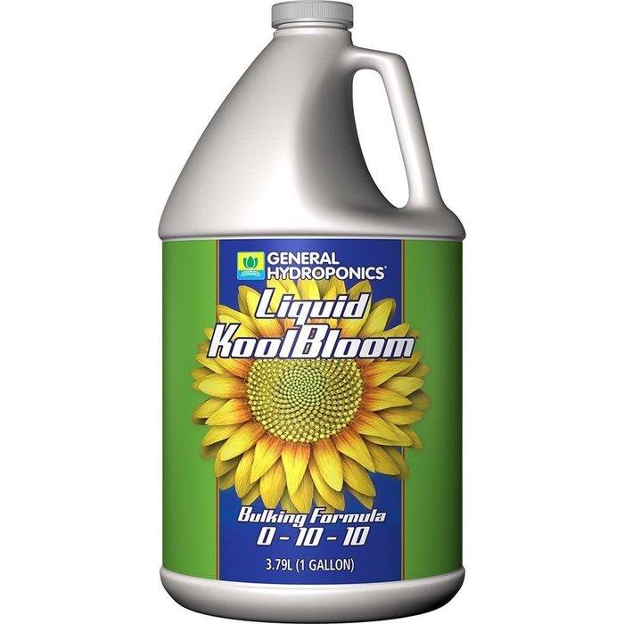 General Hydroponics KoolBloom Liquid, gal