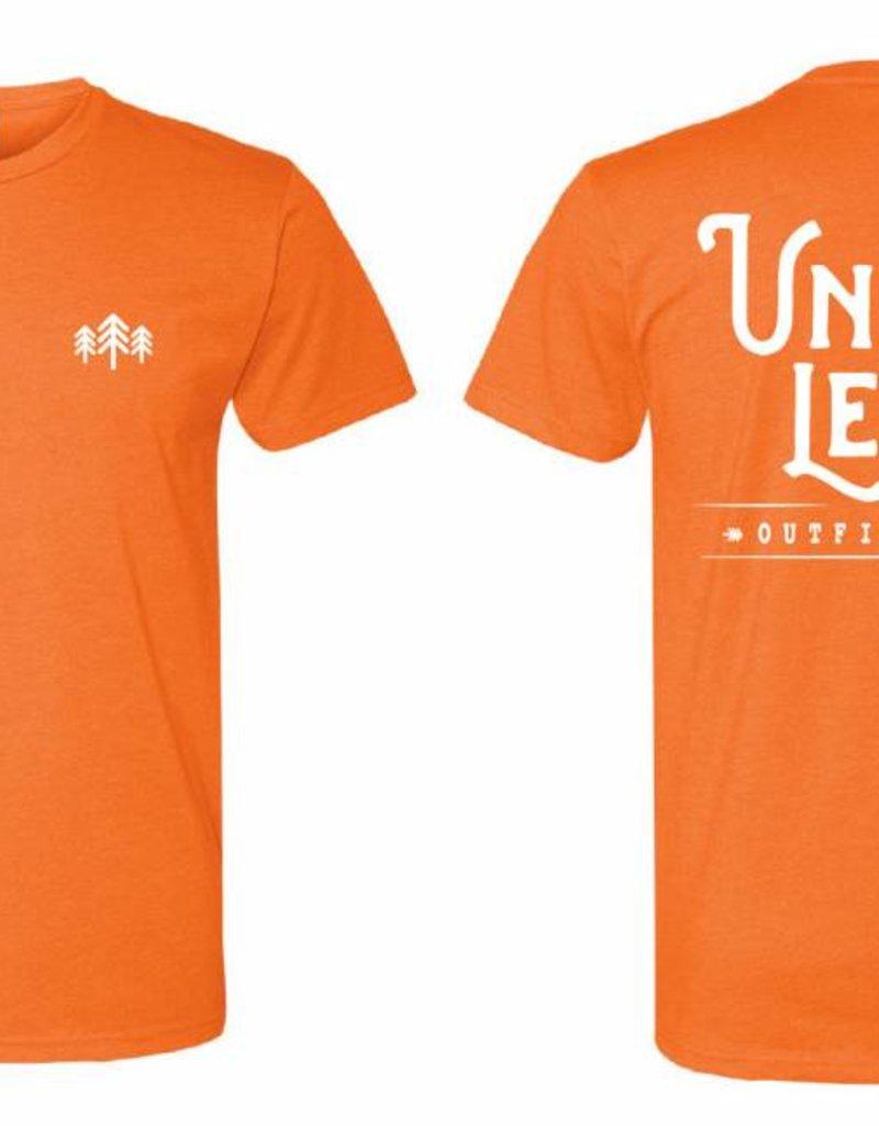 Uncle Lem's UL's Script logo tee
