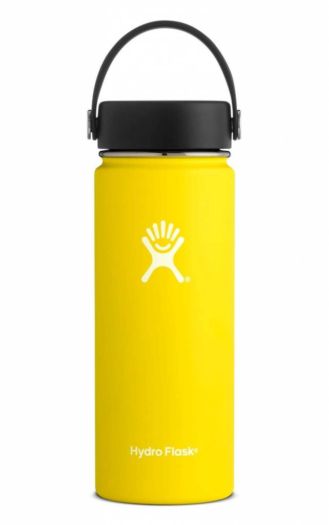 Hydro Flask 18 oz Wide Mouth Water Bottle