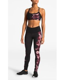 Women's Motivation Printed High-Rise Tight