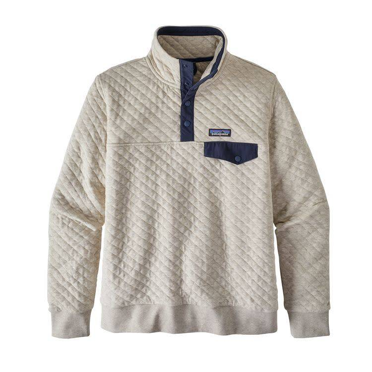 Patagonia Women's Organic Cotton Quilt Snap-T Pullover