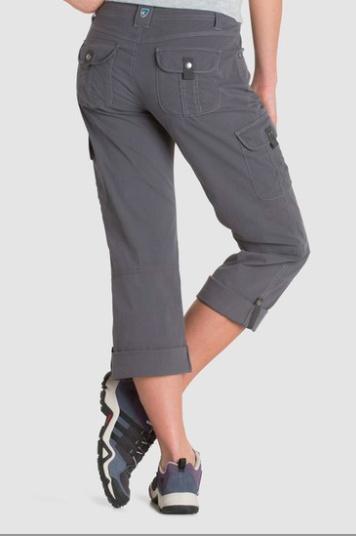 Women's Splash Roll Up Pant