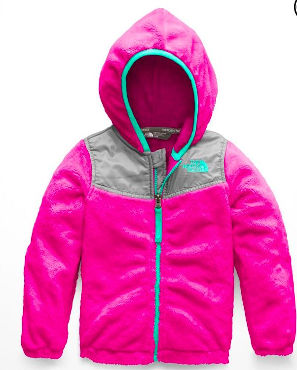 The North Face (TNF) Toddler Girls' Oso Hoodie