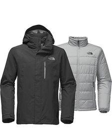 TNF Men's Carto Triclimate Jacket
