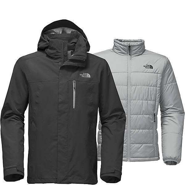 The North Face (TNF) TNF Men's Carto Triclimate Jacket