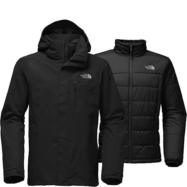 The North Face (TNF) Men's Carto Triclimate Jacket