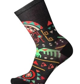 SmartWool SmartWool Women's Totem Valley Print Crew Sock