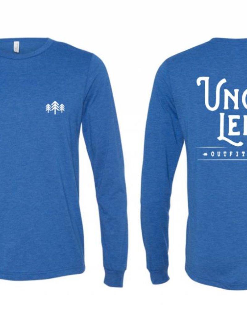 Uncle Lem's Uncle Lem's Long Sleeved Adult Logo Tee