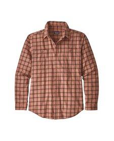Men's Long-Sleeved Organic Pima Cotton Shirt