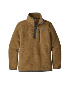 Boys' Retro Pile 1/4 Zip