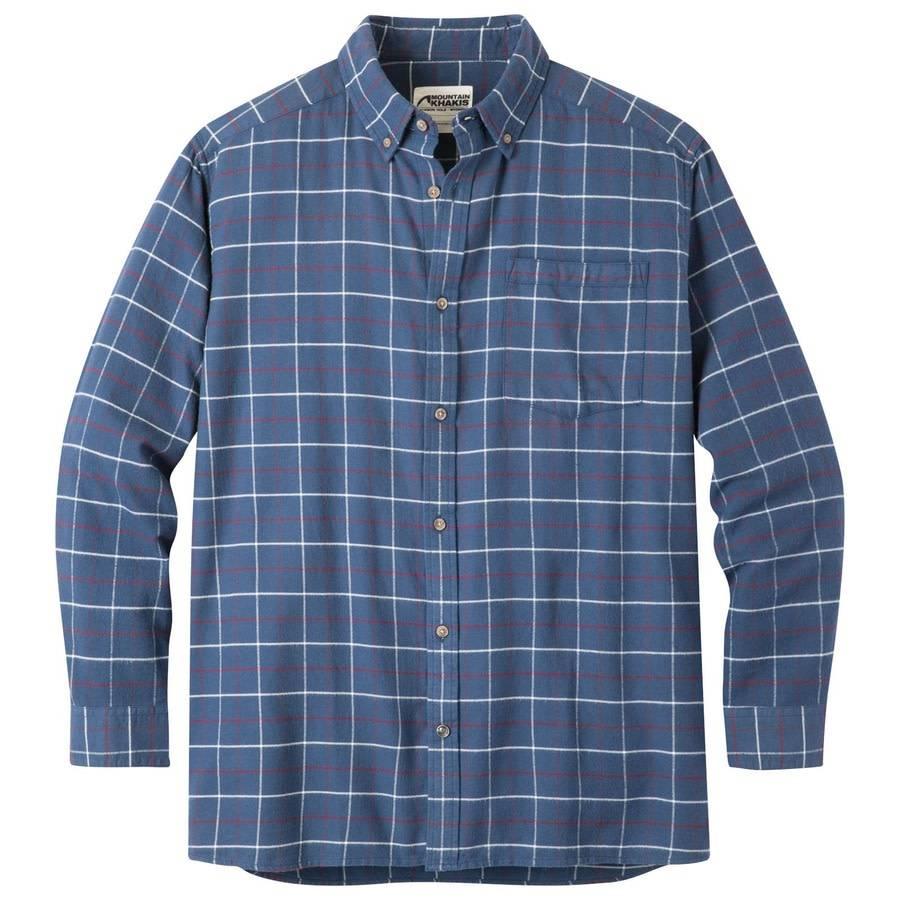 Mountain Khakis Men's Downtown Flannel Shirt