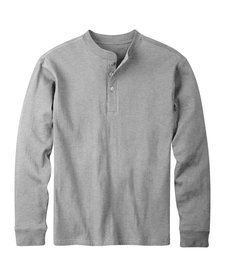 Men's Trapper Henley Shirt
