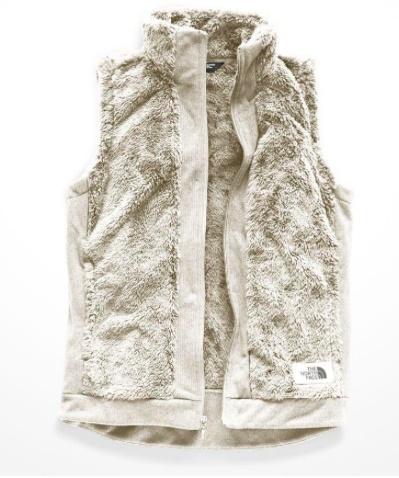 The North Face (TNF) Women's Furry Fleece Vest