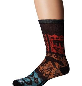 SmartWool SmartWool Men's Jaguar Print Crew Sock