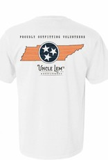 Uncle Lem's UL's 3 Tree Proudly Outfitting Vols Tee