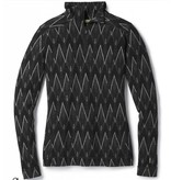SmartWool Women's Merino 250 Baselayer Pattern 1/4 Zip