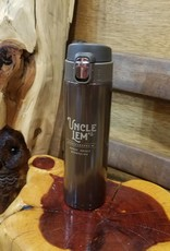 Uncle Lem's UL's Insulated Swing Top 16 oz Bottle - Brown