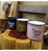 Uncle Lem's UL's Campfire Ceramic Mugs