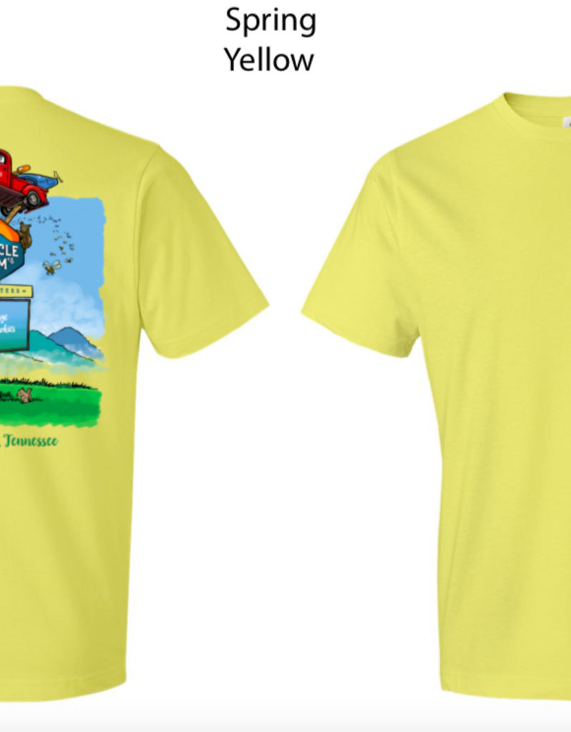 Uncle Lem's UL's Truck Tee (BC)