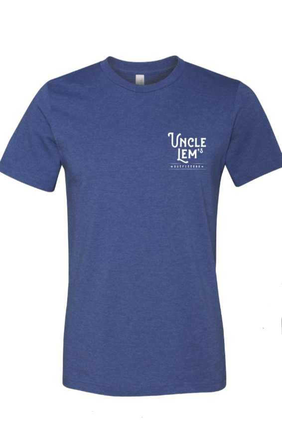 Uncle Lem's UL's 3 Tree GSM Tee
