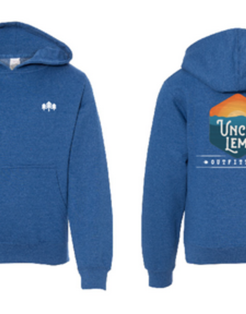 Uncle Lem's Youth - Honeycomb Hoodie