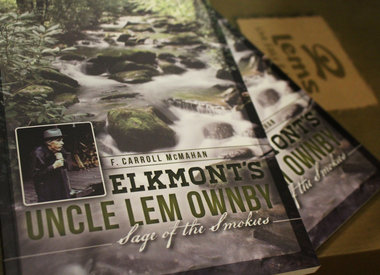 Uncle Lem Ownby Book