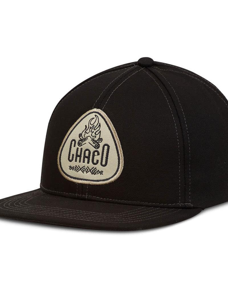 Chaco 6-Panel Bonfire Hat Black O/S