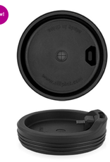 Uncle Lem's SiliPint Silicone Travel Lid XL