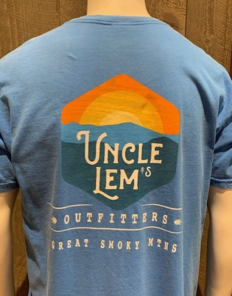 Uncle Lem's Honeycomb Tee - Comfort Colors (CC1717)