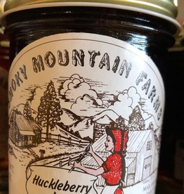 Smoky Mountain Farms Huckleberry Jam