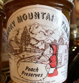 Smoky Mountain Farms Peach Preserves