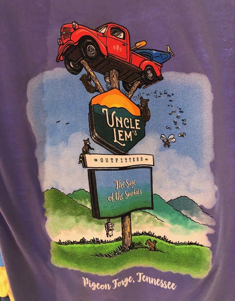 Uncle Lem's Youth - Truck Tee