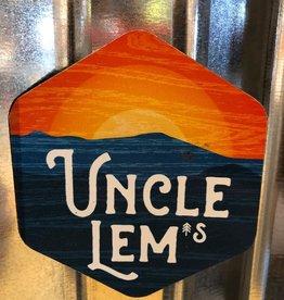 Uncle Lem's Uncle Lem's Logo Magnet