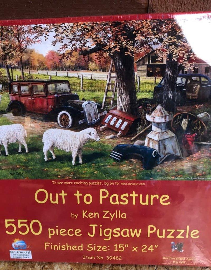 500-550 Piece Puzzles