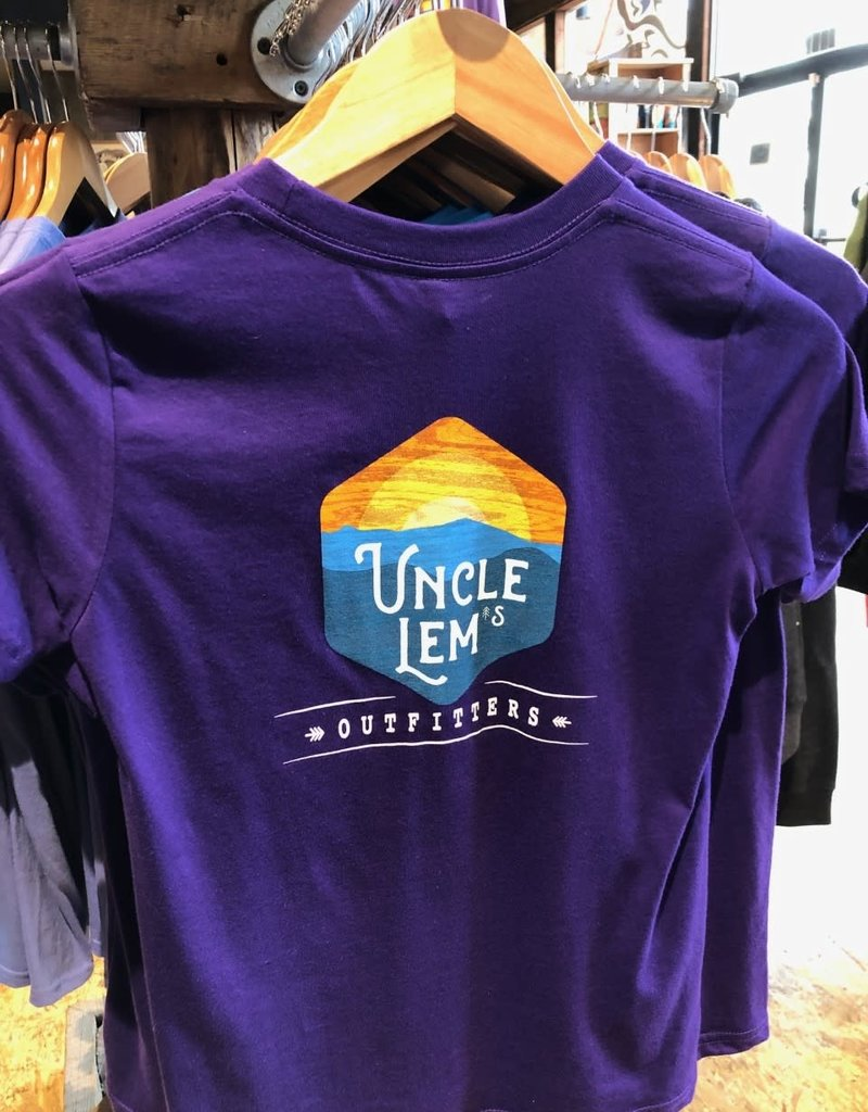 Uncle Lem's Youth - Honeycomb Tee