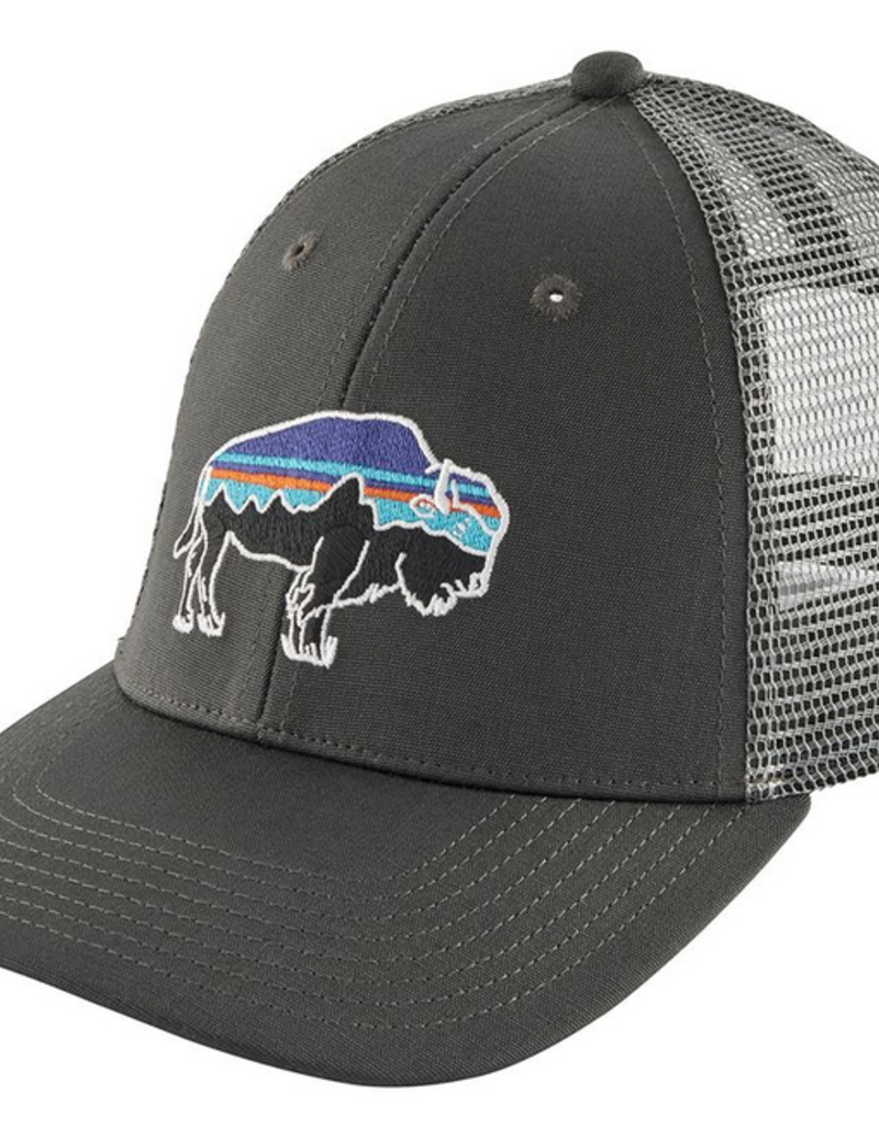Patagonia Patagonia Fitz Roy Bison LoPro Trucker Hat O/S