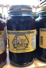 Uncle Lem's Raw TN Honey 36 oz