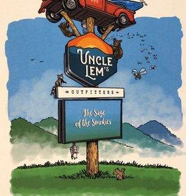 Uncle Lem's UL's Truck Postcard