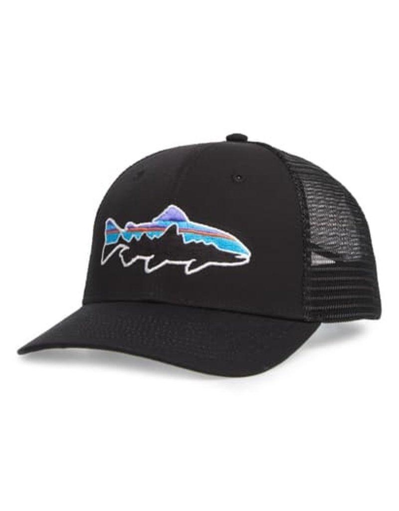 Patagonia Patagonia Fitz Roy Trout Trucker Hat O/S Black