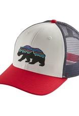 Patagonia Patagonia Fitz Roy Bear Trucker Hat O/S