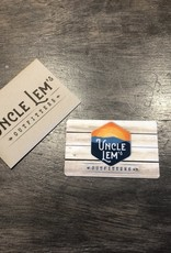 Uncle Lem's $75 Gift Card