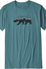 Patagonia Patagonia Men's Fitz Roy Bear Organic T-Shirt