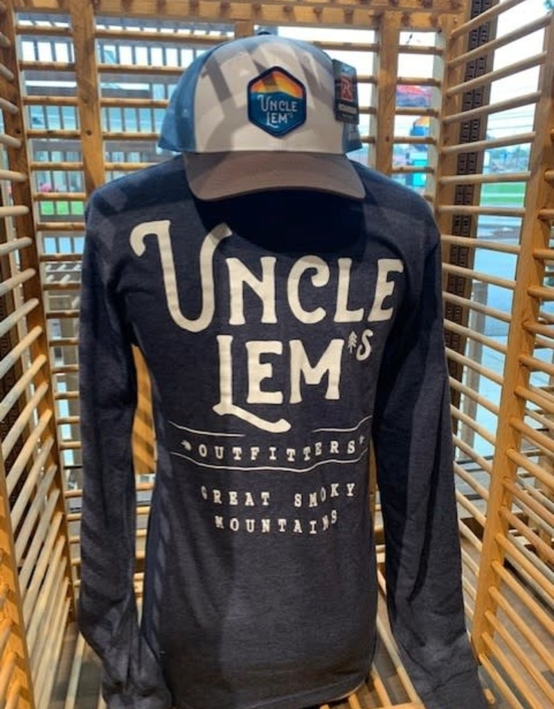 Uncle Lem's Uncle Lems GSM Long Sleeve Adult Logo Tee
