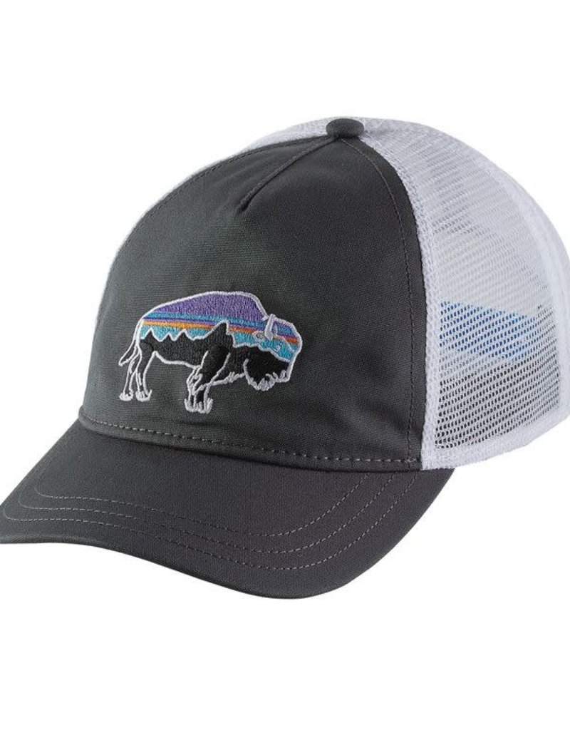 Patagonia Patagonia Women's Fitz Roy Bison Layback Trucker Hat O/S