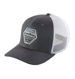 Patagonia Patagonia Fitz Roy Hex Trucker Hat O/S