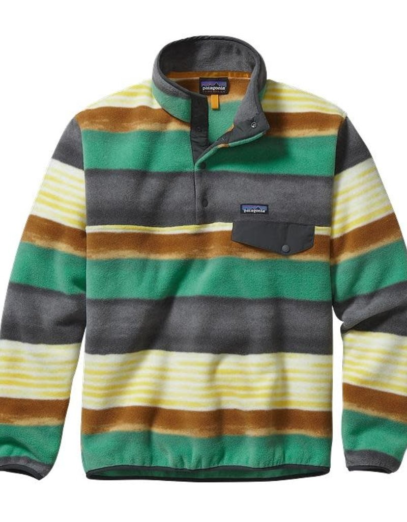 Patagonia Patagonia Men's Lightweight Synchilla Snap-T Pullover