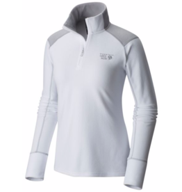 Mountain Hardwear MHW Women's Microchill 2.0 Zip T