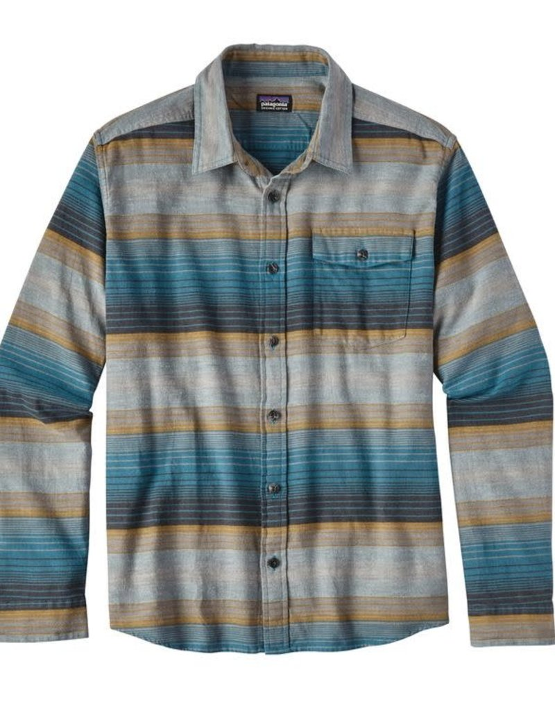 Patagonia Patagonia Men's Long Sleeve Lightweight Fjord Flannel Shirt