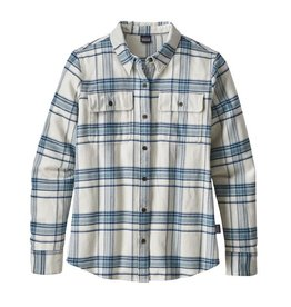 Patagonia Patagonia Women's Long Sleeve Fjord Flannel Shirt