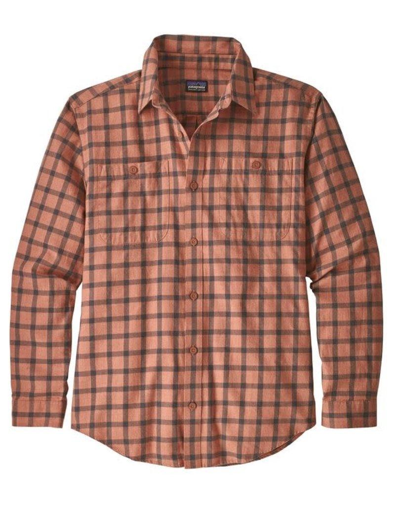 Patagonia Patagonia Men's L/S Organic Pima Cotton Shirt